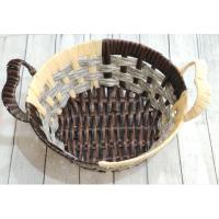Плетённая корзинка Helios для хлеба 280 мм с ручками (7324)