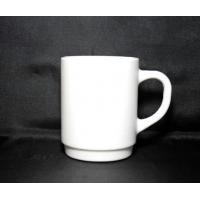 Кружка белая стеклокерамическая цилиндрическая для декорирования Luminarc 250 мл 1 шт (P9351)