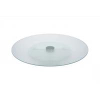 Стеклянное вращающееся блюдо для подачи десертов Helios 350 мм 1 шт (6842/1)