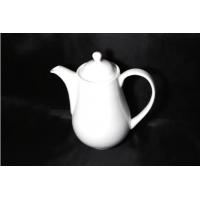 Белый фарфоровый чайник Kutahya Porselen Corendon с крышечкой 800 мл(FR2800)