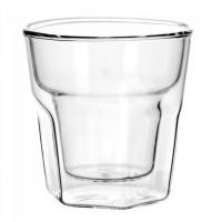 Низкий стакан с двойными стенками Helios 250 мл 1 шт (6730)