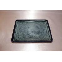 "Бирюзовая прямоугольная тарелка Kutahya Porselen ""Corendon"" 300х220 мм 1 шт (NB3530)"