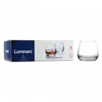 Набор низких стаканов Luminarc Сир де Коньяк 300 мл 6 шт (P6486)