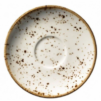 Фарфоровое блюдце  Kutahya Porselen Corendon турецкое  150 мм (CR3715)