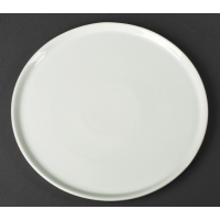 Тарелка для пиццы фарфоровая Helios 260 мм (HR1193)