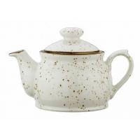 Чайник-заварник Kutahya Porselen Corendon фарфоровый под мрамор 540 мл (CR3754)