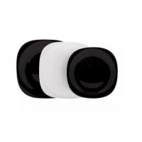 "Сервиз столовый Luminarc ""Carine Black&White"" 18 предметов (N1479)"