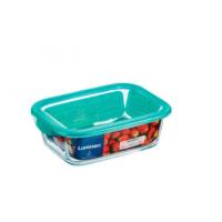 Контейнер Luminarc Keep'n'box прямоугольный стеклянный для хранения 1220 мл (p5517)