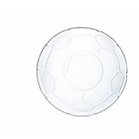 """Тарелка для закусок ОСЗ """"Футбол"""" 190 мм 1 шт (17с1976)"""