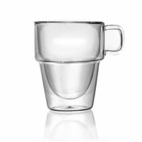 """Чашка c двойными стенками """"Палермо"""" 350 мл (6762)"""
