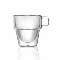 """Чашка c двойными стенками """"Палермо"""" 280 мл (6763)"""