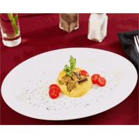 Блюдо Arcoroc Restaurant овальное белое 298 мм (25251)