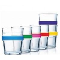 Набор стаканов Luminarc Rainbow Arcobate 270 мл 6 шт (N1602)