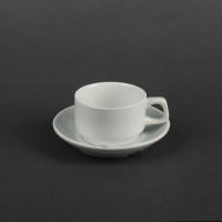 Кофейная пара Helios Чашка 90 мл и блюдце (HR1316)