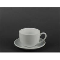 Набор чайный Helios чашка 250 мл и блюдце 2 предмета (HR1317)