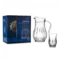 Набор Isfahan Emperator кувшин и 6 стаканов 7 предметов (776)