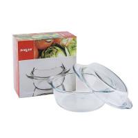 Кастрюля стеклянная Pasabahce Borcam для духовки 0,8 л (59033)