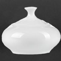 Сахарница Helios Extra White белая фарфоровая 150 мл (A7069)