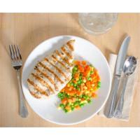 Тарелка Arcoroc Restaurant обеденная белая 235 мм (22522)