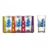 Набор стаканов ОСЗ Классик цветы 230 мл 6 шт (8226)