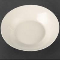 Тарелка Helios Extra White суповая фарфоровая с бортом 300 мл (A7008)