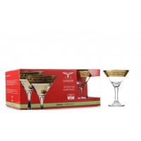 Набор бокалов ОСЗ Версаче  для мартини 170 мл 6 шт (EAV08-410/S)