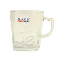 Набор чашек Тюльпан квадратное дно 250 мл 6 шт