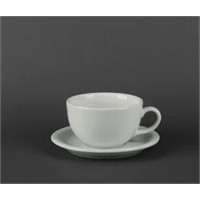 Чайная пара Lubiana Ameryka чашка 350мл + блюдце (107,113)