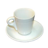 Набор Helios для капучино чашка 150 мл и блюдце 2 предмета (HR1305)