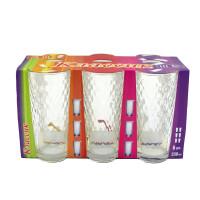 Набор стаканов ОСЗ Кристалл 230 мл 6 шт (8312)