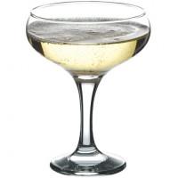 Бокал-блюдце для шампанского Pasabahce Бистро 275 мл (44136/sl)