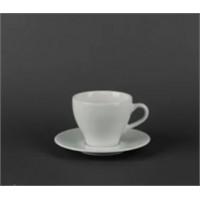 Чашка Lubiana Paula 130 мл + блюдце 130 мм (1701,1772)