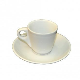 Чашка Helios  для эспрессо  70 мл и блюдце (HR1306)