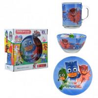 Набор детской посуды Isfahan Маски 3 предмета (A9551/3)