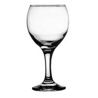 Бокал для белого и красного вина стеклянный Pasabahce Бистро 260 мл (44411/sl)