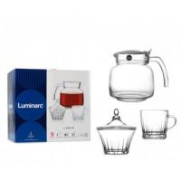 Чайный сервиз Luminarc Lance из 8 предметов (P2699)