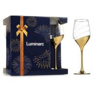 Celeste бокал 350 мл вино Золотое кольцо 6 шт (Р1653)
