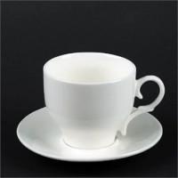 Набор чайный Helios Extra white чашка 150 мл и блюдце 2 предмета (A7071/1)