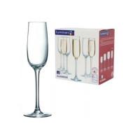 Набор бокалов для шампанского Luminarc Аллегресс 180 мл 6 шт (J8162)
