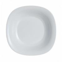 Тарелка белая суповая Carine Granit 210 мм Luminarc (N6612)