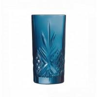 Набор высоких стакан Luminarc Зальцбург Лондон Topaz  380мл 6шт (Q0372)