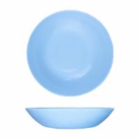 Тарелка Diwali Light Blue суповая 200мм Luminarc (P2021)