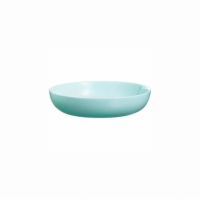 Десертная тарелка с высокими бортиками Luminarc Friend Time Turquoise 17 см (P6364)