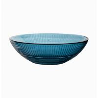 Тарелка суповая цветная стеклянная Luminarc Луиз Лондон топаз 200 мм (Q1562)